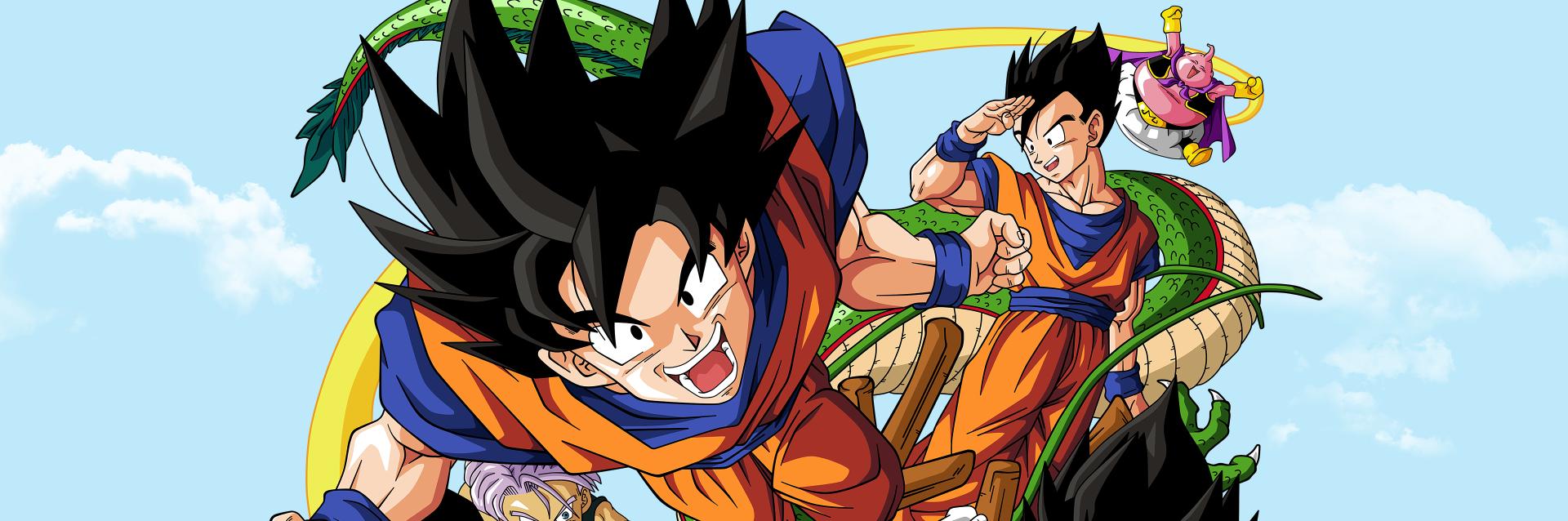Il existe plusieurs séries animées dans l'univers de« Dragon Ball».