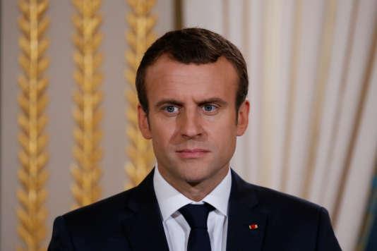 Emmanuel Macron avait réclamé « le retour au respect civique ».