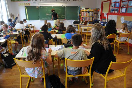 Les enseignants faisaient leur rentrée vendredi 1er septembre.