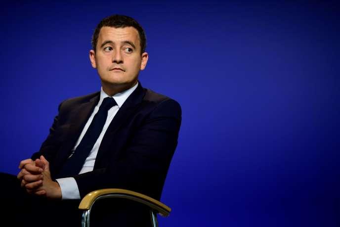 Le ministre des comptes publics Gérald Darmanin, le 6 juillet à Paris.
