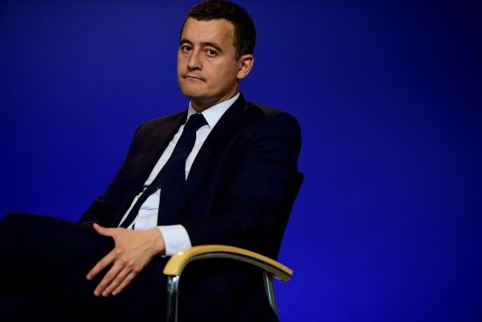 Gérald Darmanin était jusqu'à présent respectivement président de la fédération LR du Nord.