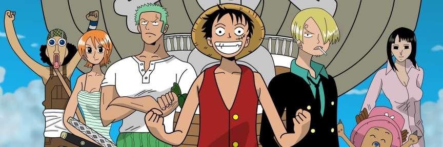 « One Piece», une looooongue histoire de pirates.