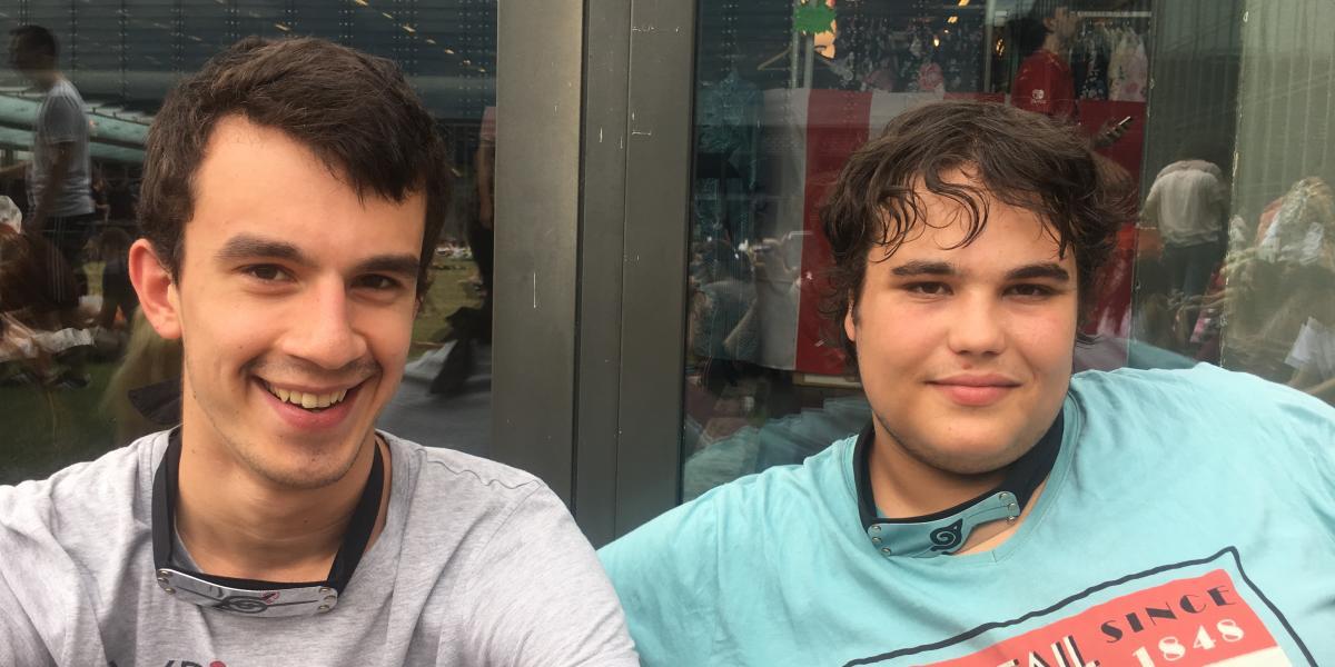 Emilien Guillot et Martin Tranoy plébiscitent l'aventure.