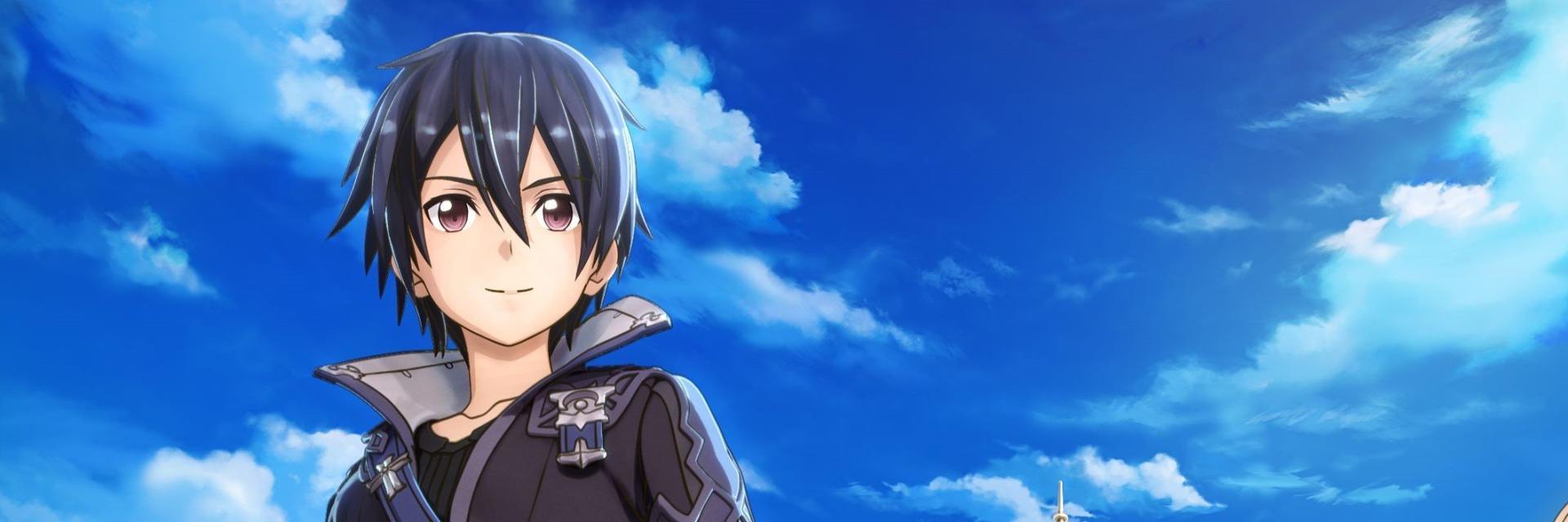 La majeure partie de l'intrigue de« Sword Art Online» se déroule dans un jeu vidéo.