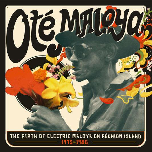 Pochette de l'album «Maloya: The Birth of Electric Maloya on Réunion Island 1975-1986».