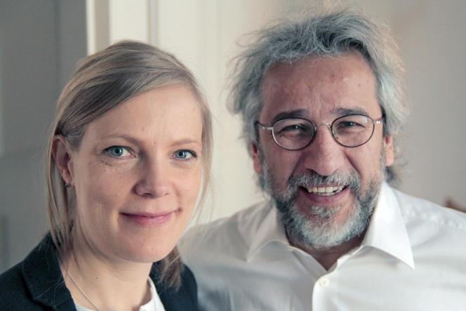 Can Dündar et Katja Deiss les réalisateurs du documentaire «Adieu à la Turquie» .