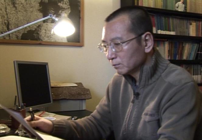 Liu Xiaobo, le 6 janvier 2008.