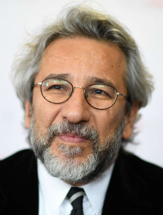 Can Dündar, le 7 octobre 2016.