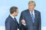 «La relation franco-américaine évolue aujourd'hui dans un contexte transatlantique qui se fissure de l'intérieur» (Emmanuel Macron et Donald Trump, le 7 juillet au G20 de Hambourg, en Allemagne).