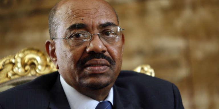 Le président soudanais Omar Al-Bachir en février 2009.