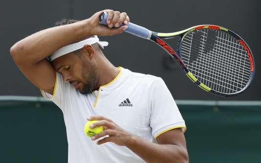 Jo-Wilfried Tsonga ne passera pas le 3e tour de Wimbledon 2017.