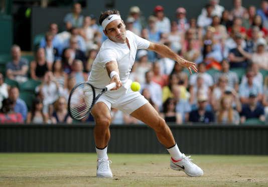 Roger Federer a écarté Mischa Zverev et poursuit sa route.