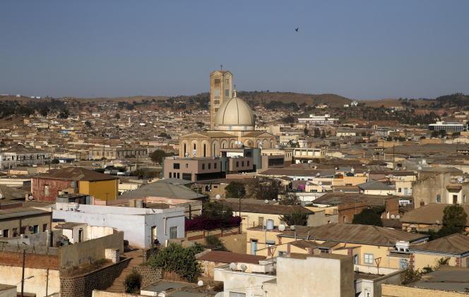 Asmara a étéinscrite au patrimoine culturel mondial de l'Unesco le 8 juillet