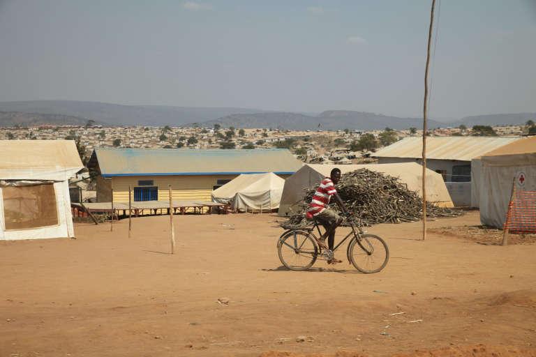 Un réfugié burundais dans le camp de Mahama, dans le sud-est du Rwanda, le 14 juillet 2016.
