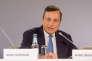 Mario Draghi, le président de la Banque centrale européenne, à Tallinn, le 8 juin.