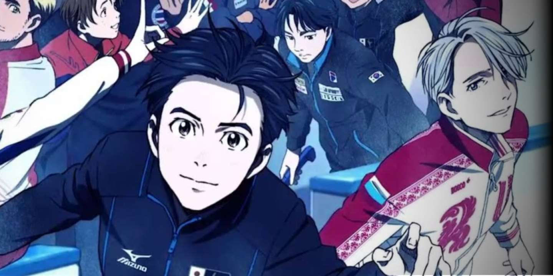 « Yuri on ice» est un des animés les plus populaires de l'année 2016.