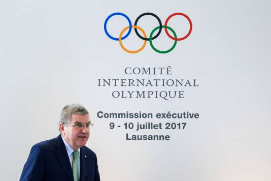 « Nous avons devant nous plusieurs jours intéressants durant lesquels des décisions très importantes vont être prises », a déclaré Thomas Bach, le président allemand du CIO, à l'ouverture d'une réunion de la commission exécutive du comité.