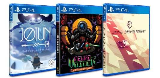Plusieurs sociétés se sont spécialisées dans l'édition de jeux indés en boîte. Les coûts sont plus élevés, mais la visibilité meilleure et la concurrence moindre.