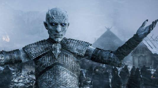 Le personnage Night King devrait être très présent dans la nouvelle saison de « Game of Thrones».