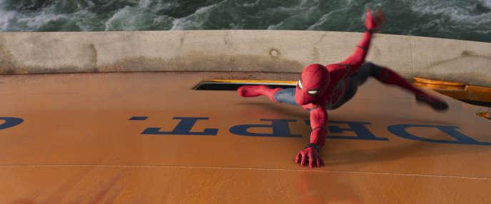 Extrait de« Spider-Man : Homecoming».