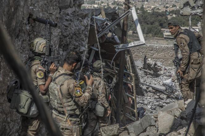 La reconquête de Mossoul est la plus importante victoire de Bagdad sur les djihadistes depuis 2014.