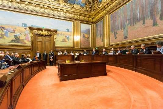 L affaire vincent lambert de retour devant le conseil d etat for Haute juridiction administrative