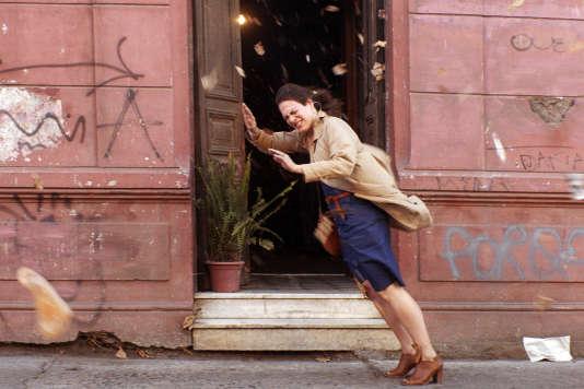 Dans « Une femme fantastique», Daniela Vega joue Marina, une femme transexuelle dont Orlando (Francisco Reyes) est tombé amoureux.