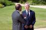 Edouard Philippe, premier ministre, et Bruno Le Maire, ministre de l'économie, à l'Elysée, le 22juin.