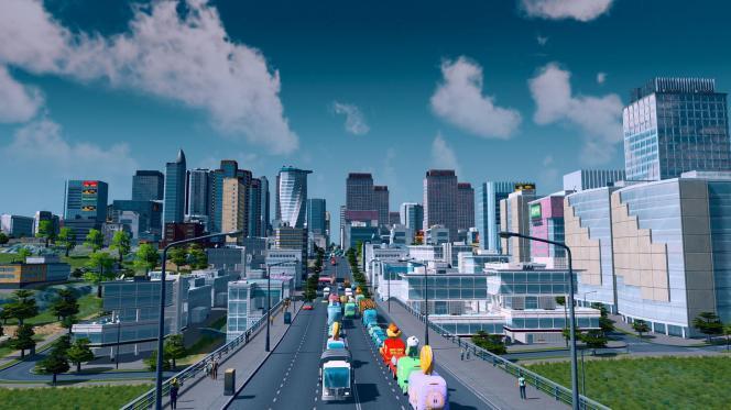 «Cities: Skyline», de Paradox Interactive, est déjà exclusif à la plate-forme de Tencent, en Chine.