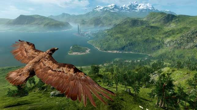 Parralèlement au projet« Beyond Good & Evil», Michel Ancel développe, en indépendant cette fois, un nouveau jeu,« Wild».