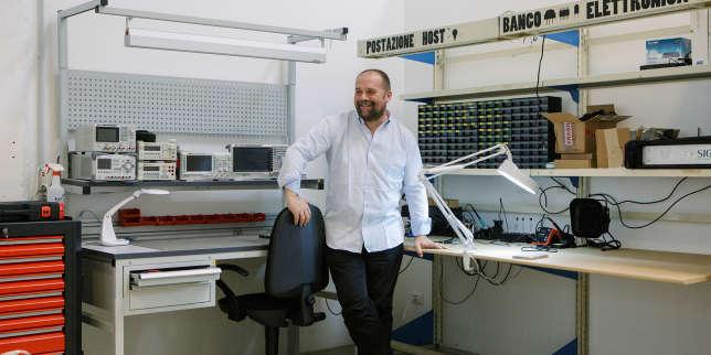 #CeuxQuiFont: Massimo Banzi crée la carte électronique Arduino qui donne vie aux objets