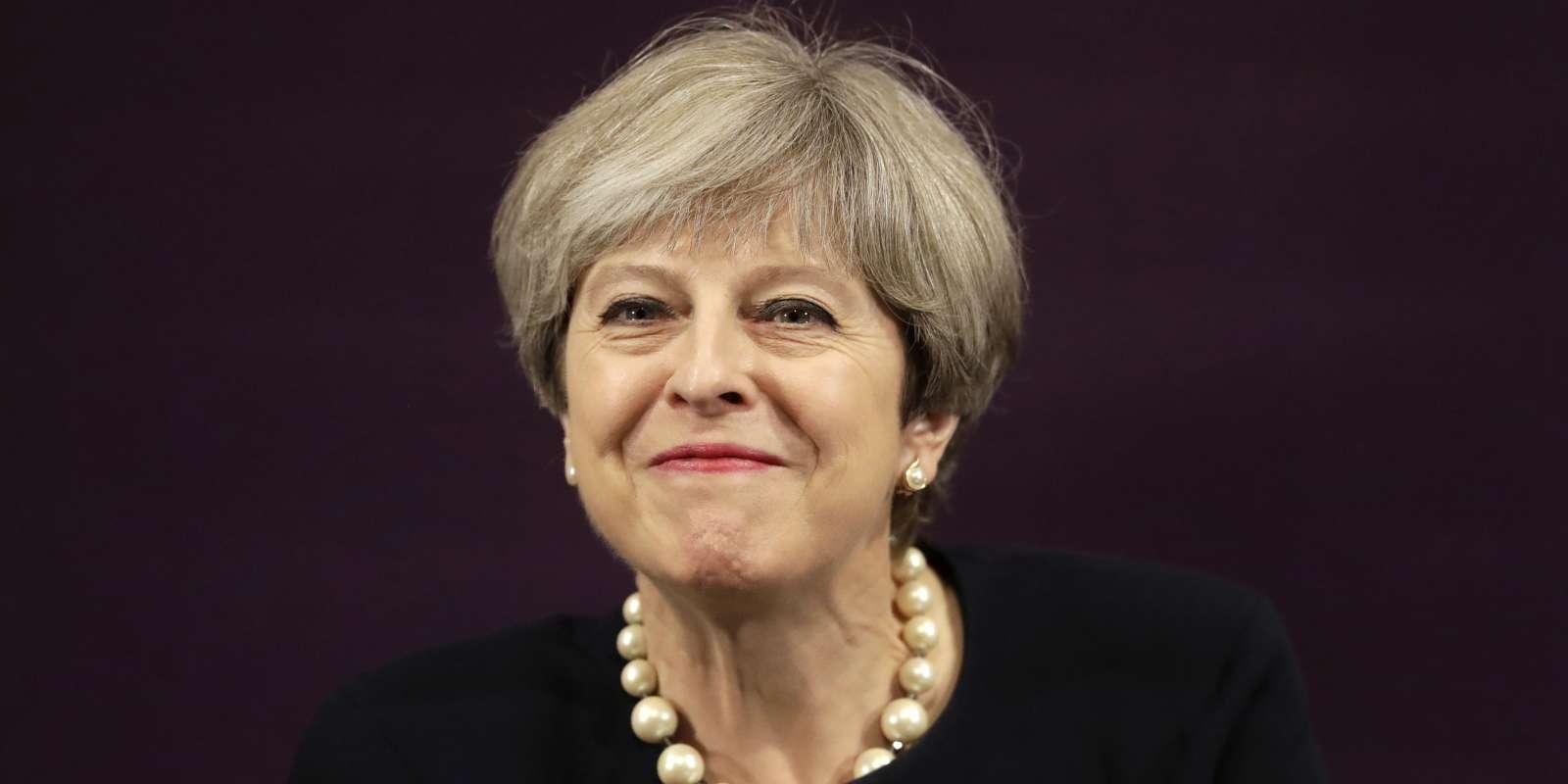 La première ministre britannique, Theresa May, le 11 juillet.