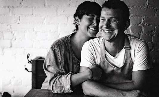 Laura Vidal et son compagnonHarry Cummins se sont inspirés de la mode des restaurants éphémères de Londres avant de se lancer dans l'aventure.