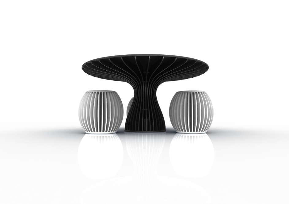 Le mobilier prend l air et le soleil - Semaine du mobilier chez made in design jusqua ...