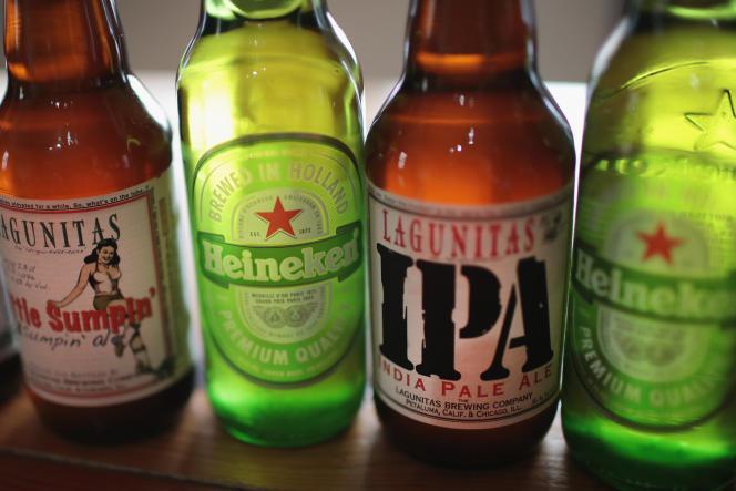 L'un des axes stratégiques de développement des groupes brassicoles est la multiplication des marques pour coller au plus près de tous les segments de consommateurs potentiels. « L'abus d'alcool est dangereux pour la santé ».