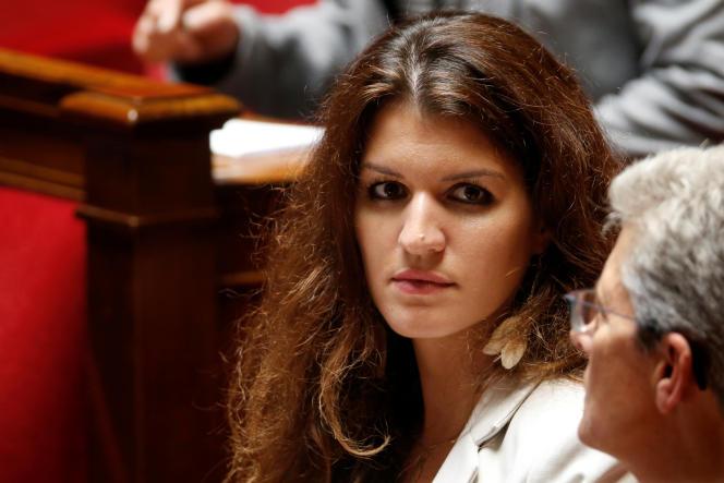 La secrétaire d'Etat auprès du premier ministre, chargée de l'égalité entre les femmes et les hommes, Marlène Schiappa, le 12 juillet.
