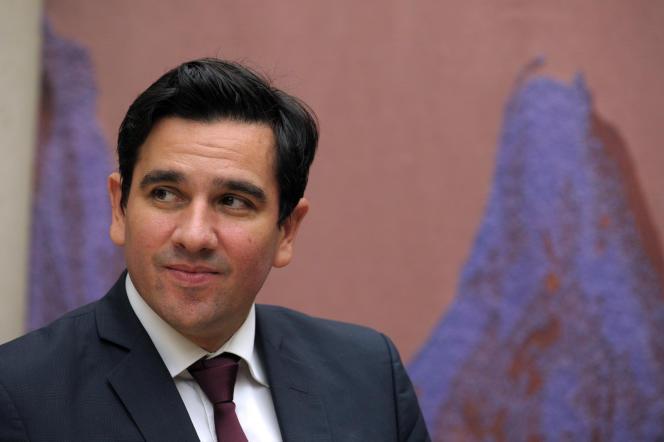 Sébastien Soriano, président de l'Arcep.