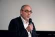 Stéphane Richard, PDG d'Orange présente lors d'une conférence de presse la stratégie de son groupe en matière de contenus, à Paris, le 11 juillet.