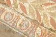 Détail des mosaïques romaines découvertes à Auch.