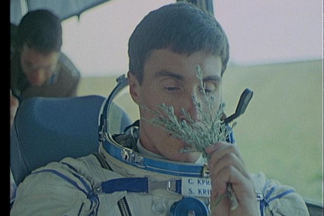 Le cosmonaute russe Sergueï Krikalev.