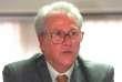 Robert Vigouroux, à Marseille, le27 avril 1997.