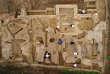 Une« domus» romaine fouillée par des archéologues à Auch.