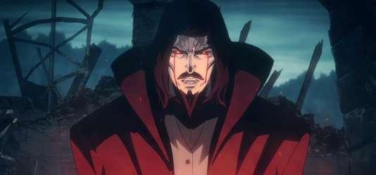 Dans« Castlevania», Dracula n'est plus un comte, mais un personnage inspiré à la fois d'un jeu vidéo et de l'histoire.