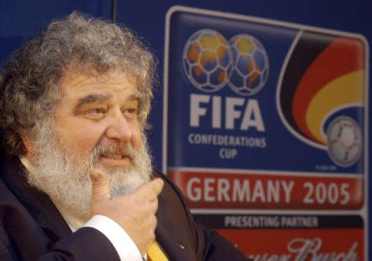 Chuck Blazer en Allemagne en 2005.