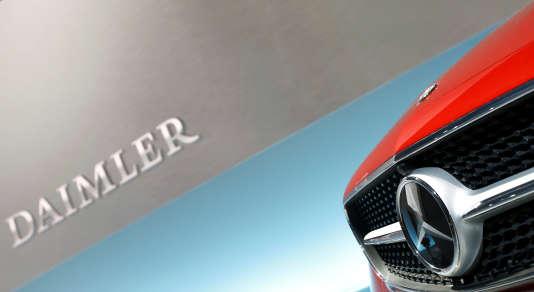 Daimler a ordonné, le 18 juillet, le rappel de plus de 3 millions de véhicules de sa marque Mercedes.