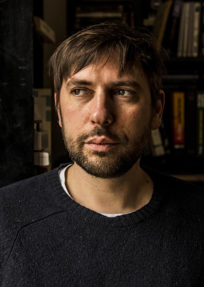Jean-Laurent Cassely, auteur de« La Révolte des premiers de la classe».