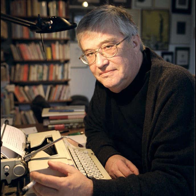 Peter Härtling, en 2000.