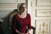Elisabeth Moss dans la série «The Handmaid's Tale».