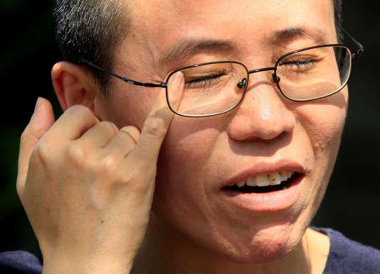 Liu Xia, en 2009 à Pékin.