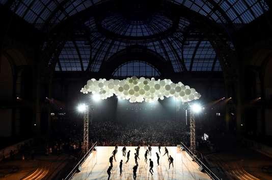 «Grand Bal» sous la nef du Grand Palais, le 13 juillet à Paris.